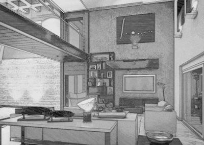 Casa Habitación 6